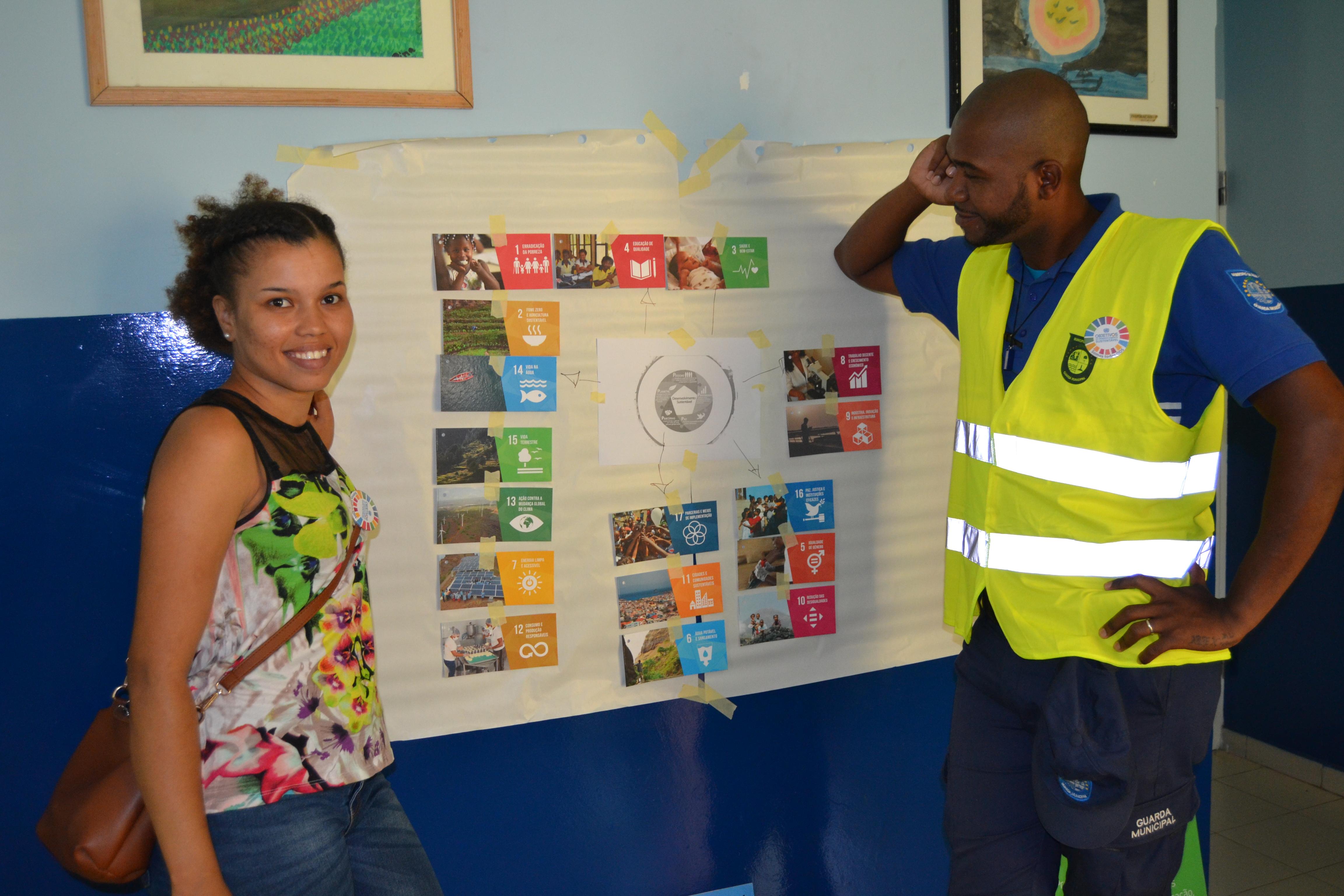 ODS nas comunidades