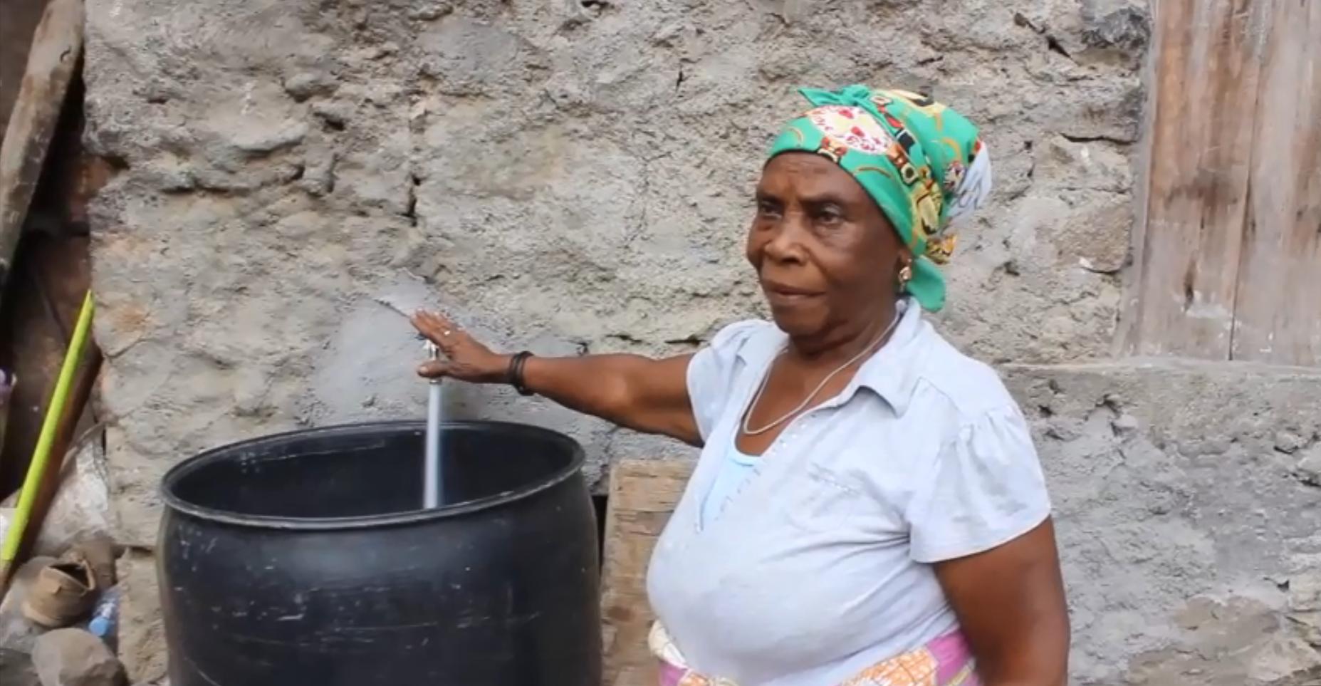 Comunidades afastadas de São Salvador do Mundo - Picos, já dispõe de água canalizada