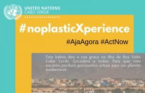 #noplasticXperience