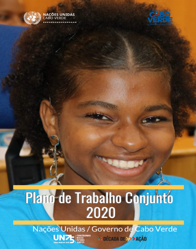 Plano de Trabalho Conjunto 2020