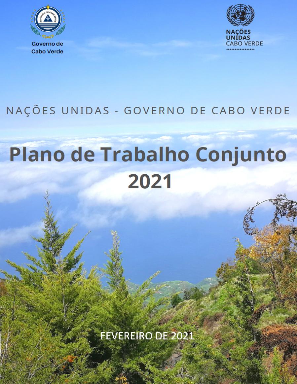 Plano de Trabalho Conjunto 2021