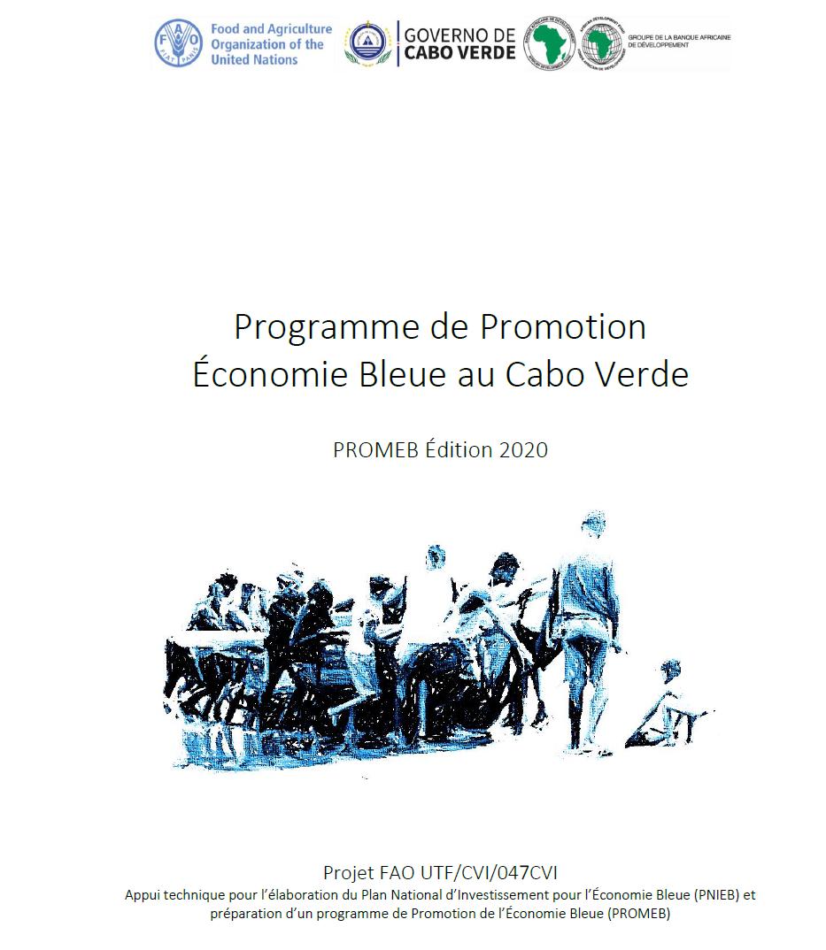 PROGRAMME DE PROMOTION ÉCONOMIE BLEUE AU CABO VERDE
