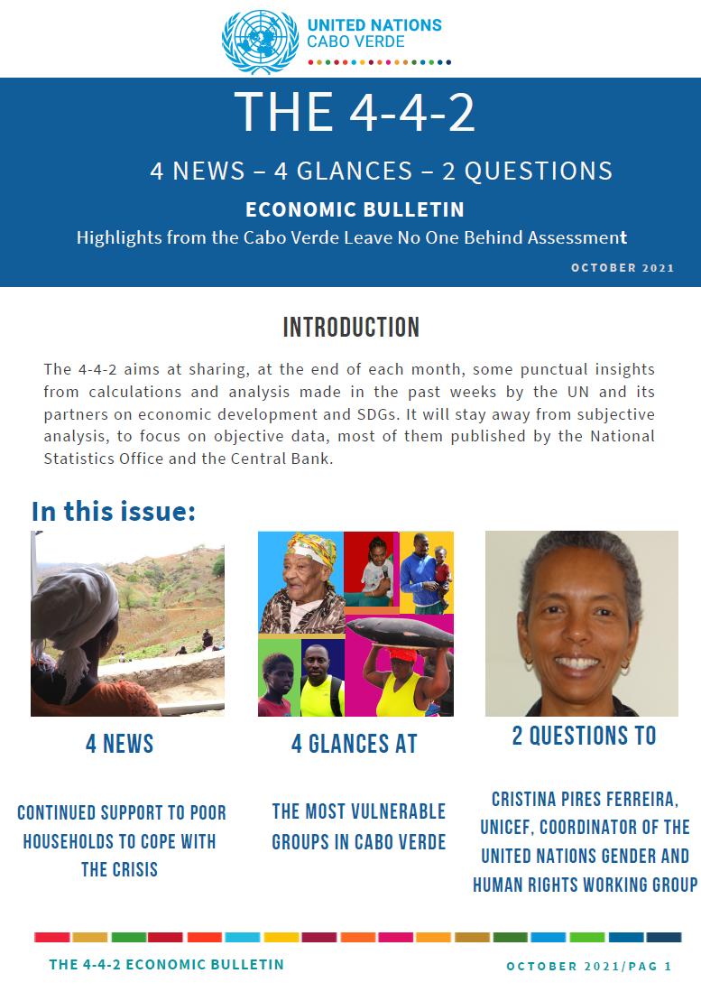 The 4-4-2 Economic Bulletin October 2021