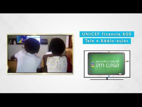 Covid-19 Resposta das Nações Unidas setor da Educação - UNICEF
